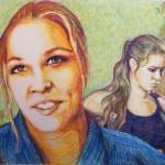 Ronda Rousey (#FranksFight)