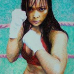 Michelle Waterson (#FranksFight)