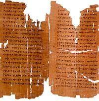 papyrus-LXX